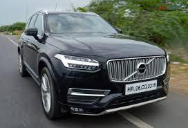 2016 Volvo Xc90 Road Test Review Gaadiwaadi Com
