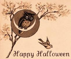 264 best vintage halloween cards images on pinterest fall