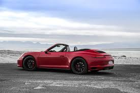 porsche 911 convertible 2017 porsche 911 carrera 4 gts review gtspirit