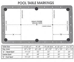 9 foot pool table dimensions pool table layout
