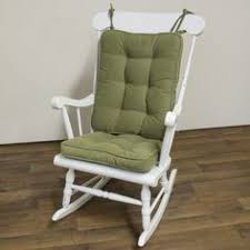 Rocking Chair Cushions For Nursery Rocking Chair Cushion Tutorial Home Decor Projects Pinterest