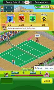 tennis apk tennis club story for android free tennis club story