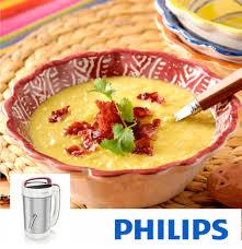 de cuisine philips philips vivacollection soupmaker hr2200 sopa receta sopa de