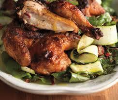 recette de cuisine portugaise recette poulets de cornouailles à la portugaise maison et demeure