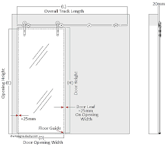 Standard Shower Door Sizes Shower Curtains What Is The Size Of A Standard Shower