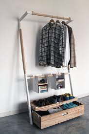 creative storage 18 creative clothes storage solutions for small spaces digsdigs