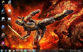 mortal kombat x theme download