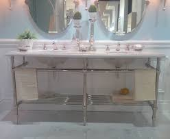 sink with metal legs home design double console sink metal legs sink ideas sink with