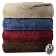 best black friday deals electric blanket blankets u0026 throws fleece electric u0026 microfiber jcpenney
