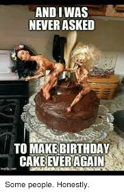 Superhero Birthday Meme - and was never asked to make birthday cake ever again img flip com