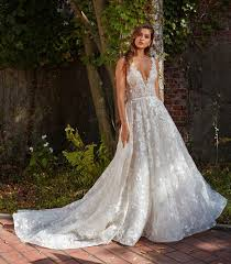 wedding dress of milady bridal wedding dress collection fall 2018 brides