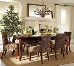 Rattan Dining Room Furniture by Modest Decoration Wicker Dining Room Chairs Pleasant Design Ideas