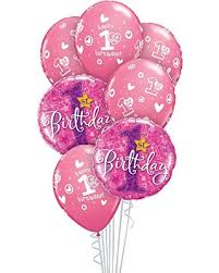birthday balloons in a box amazing deal on qualatex 44394 bouquet in a box 7 balloon 1st