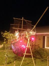 motorized halloween props how to build a pirate ship stage prop our halloween 2014