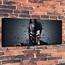 Lotr Home Decor Joker Batman Art Print Oil Painting On Canvas Home Decor Unframed