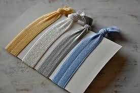 elastic hair bands make your own hair ties crafty betch hair ties