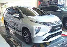 mitsubishi expander ultimate mitsubishi expander dan spesifikasinya promo kredit mobil baru