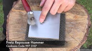 Rubber Bench Block Vintaj Steel Bench Block Anvil Demo Review In Hd Youtube
