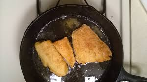Cast Iron Cooking Cast Iron Cooking Fish Fry Youtube