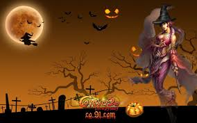 animated halloween desktop clipart