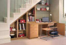 Shallow Desk Luca Alder Fitted Home Office Furniture By Sharps