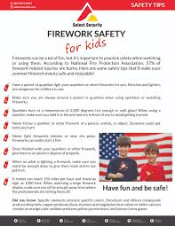 West Virginia Travel Safety Tips images Fireworks safety tips select security jpg