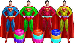 coloring pages glamorous superman paint colors maxresdefault