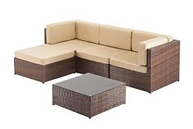 Sofas For Conservatory Rattan Garden Furniture Corner Sofa Suite Ideal For Conservatory