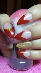 146 best red nails images on pinterest red nails make up