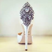 wedding shoes embellished shoes fashion and heels image pretty things