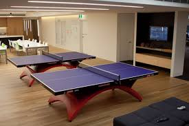 ping pong table playing area have you ever wondered why so many startup offices have ping pong