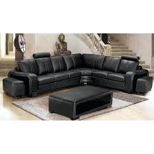 canap cuir italien canape cuir 7 places canapa sofa divan canapac dangle en cuir