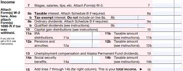 2014 Tax Tables 1040ez Taxhow 1040a Step By Step Guide