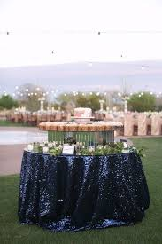 navy blue table linens navy blue sequin tablecloths nautical wedding overlays summer