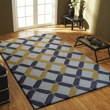 Indoor Area Rugs by Charcoal With Yellow Contemporary Indoor Area Rug Rug Addiction