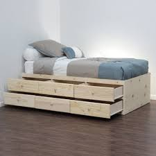 Captain Twin Bed With Storage Bedding Twin Storage Or Captain Beds Without Headboards Or