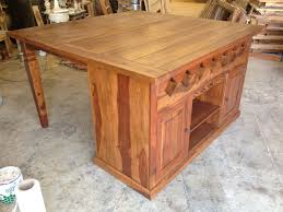 a kitchen island dining table 60