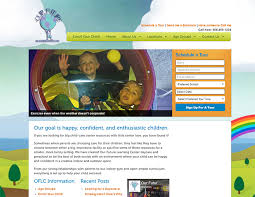 Home Care Website Design Inspiration 100 Preschool U0026 Kindergarten Websites For Design Inspiration
