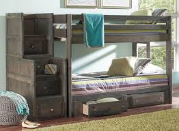 delectable twin bunk beds with storage legacy classic kids newport twin over bunk with storage drawers furniture of america redden full elsa loft trundle and bedroom