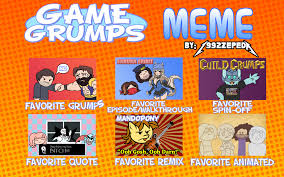 Game Grumps Memes - game grumps meme by 1992zepeda on deviantart