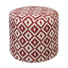 indoor outdoor bamboo from rayon small cube ottoman free