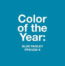 make your home pop with the 2015 paint color of the year proud