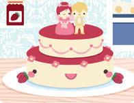 Wedding Cake Games Kawaii Wedding Cake Games