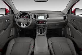 kia sportage interior 2015 kia sportage cockpit interior photo automotive com