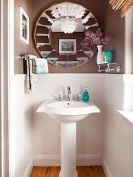 powder room decorating ideas for your bathroom camer design low cost bathroom updates