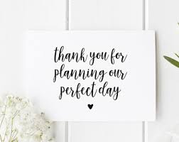 our wedding planner wedding planner gift etsy