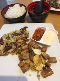 cuisiner au teppanyaki ช ดสเต กเน อส นใน ร าน teppanyaki cuisine harbor pattaya
