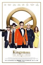 film petualangan inggris kingsman the golden circle petualangan agen rahasia membasmi