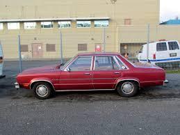 seattle u0027s classics 1979 ford fairmont sedan