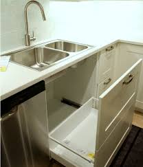 ikea kitchen sink cabinet installation this could be a solve for getting to the items the